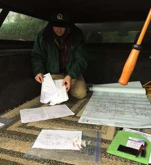 Jon Girod in Work Truck Quail Homes