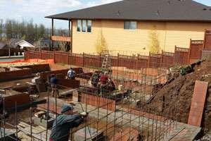 Work Site Quail Homes
