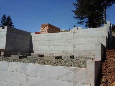 Extra Deep Foundation Quail Homes